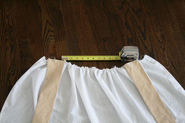 Henny penny apron assemble 2