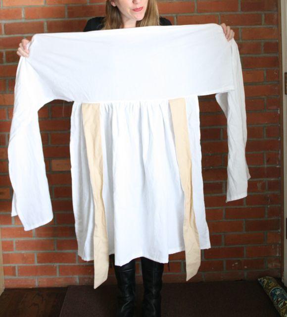 Henny penny apron wear 2