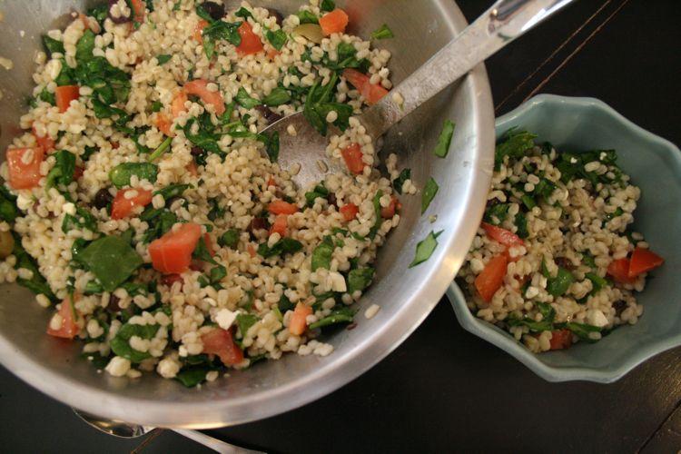 Moroccan grains