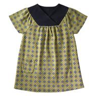 Tea collection yoke dress