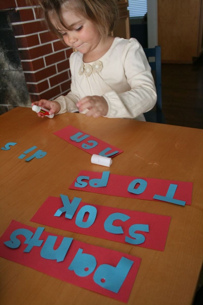 Abc drawer labels