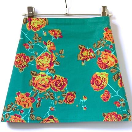 Little mini skirt