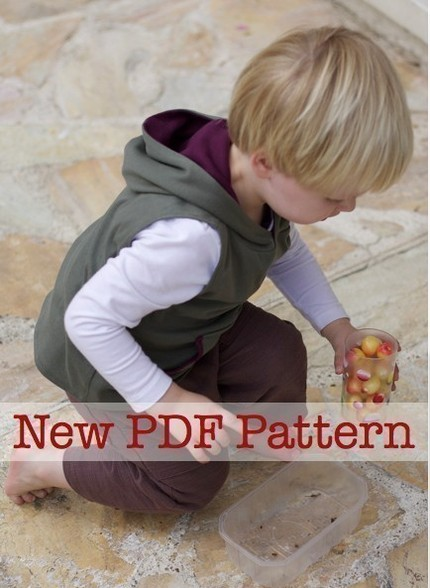 Playtime popover from red thread patterns