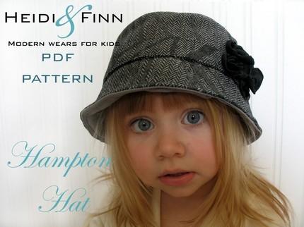Hampton hat heidi & finn