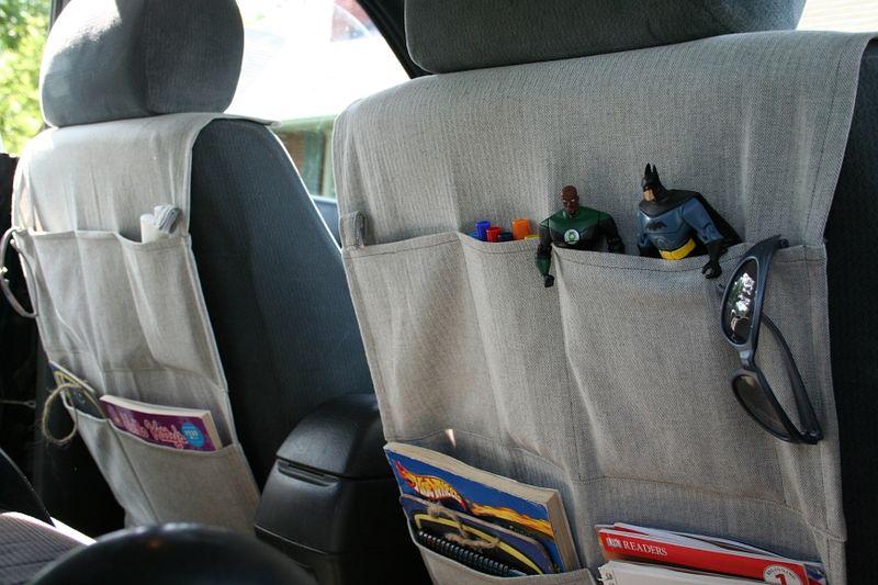 Car caddy 1
