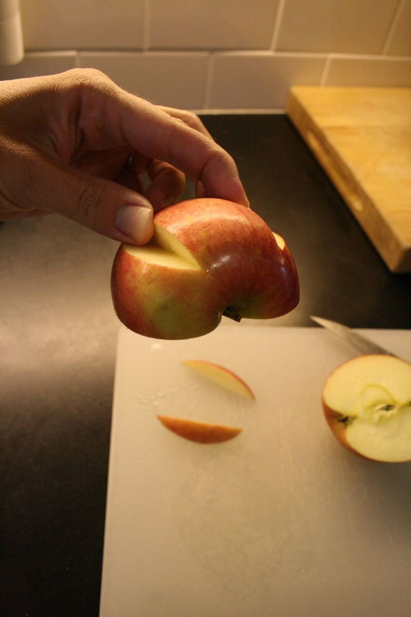 Apple print handle 2
