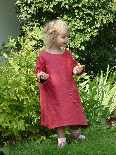 Sewing dork dress 2