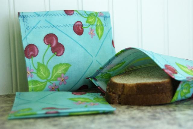 Riddle fam sandwich baggies